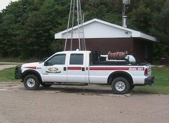fire support pickup