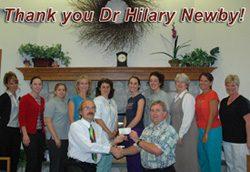 Dr. Hilary Newby